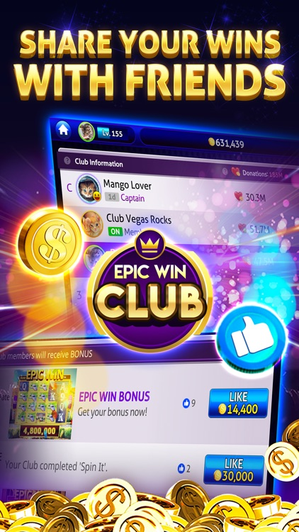 Club Vegas - NEW Slots Casino screenshot-4