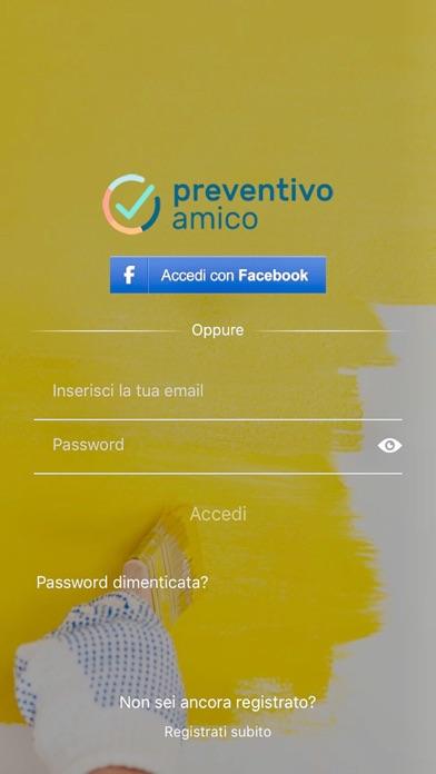 Screenshot of PreventivoAmico1