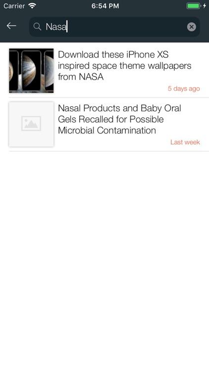 Israel News Today Reader screenshot-4