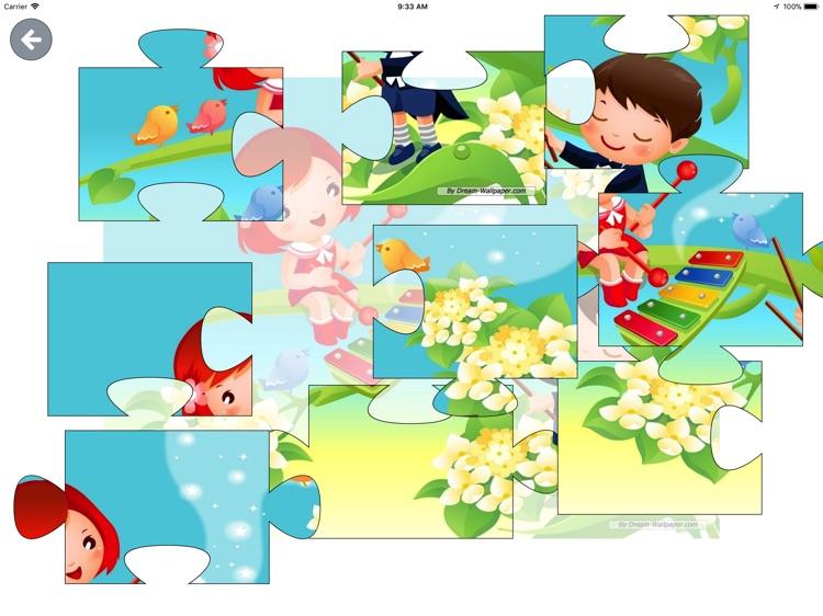 Kute Puzzle
