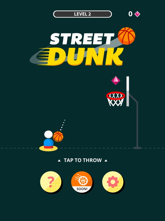 Street Dunk! screenshot 5