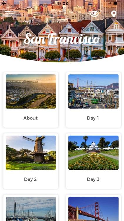 San Francisco Travel Guide screenshot-0
