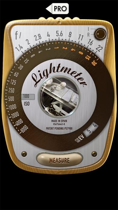 Mylightmeter Pro review screenshots
