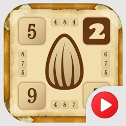 Sunny Seeds 2: Numbers puzzle