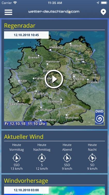 wetter DE screenshot-3