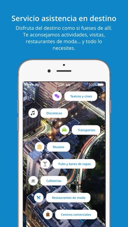 Biduzz - agente de viajes screenshot-3