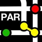 Карта Метро Париж icon