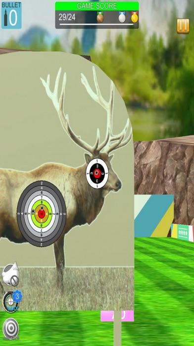 Shooting Deer Range Short Gun screenshot 3