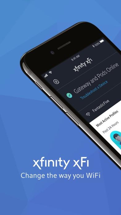 Xfinity xFi for Windows