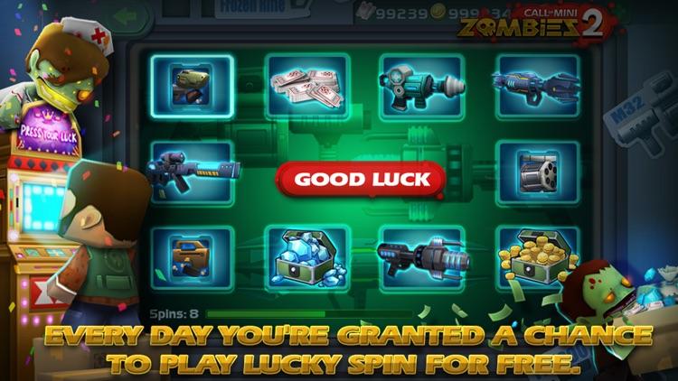 Call of Mini™ Zombies 2 screenshot-4