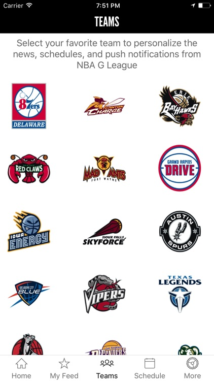 NBA G League screenshot-3