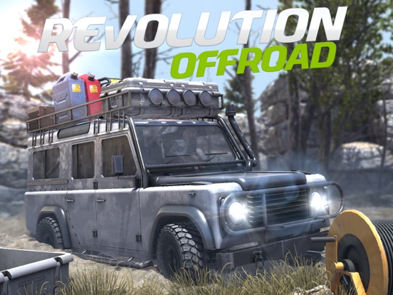 Revolution Offroad screenshot 6