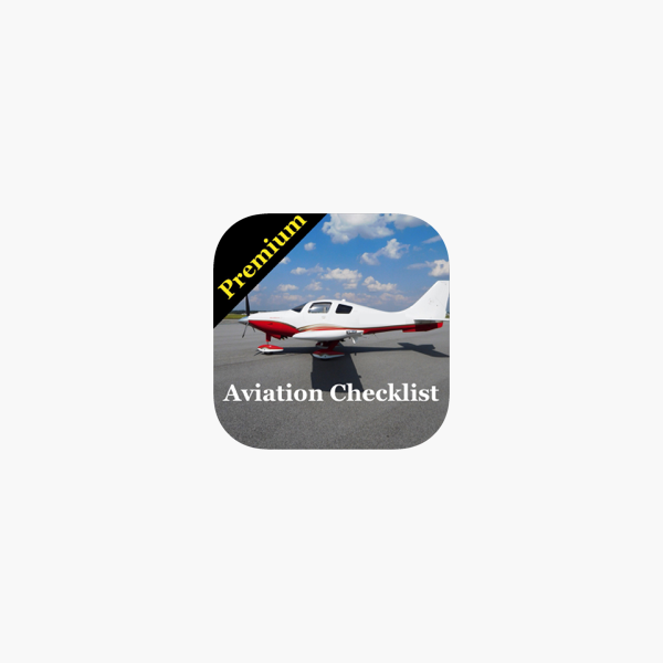 ‎Aviation Checklist Premium