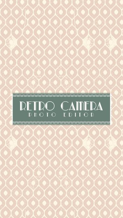 Retro Camera - Photo Editor screenshot one