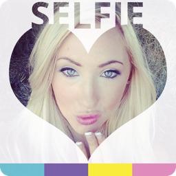 Selfie Frames + Shape Overlays Pro