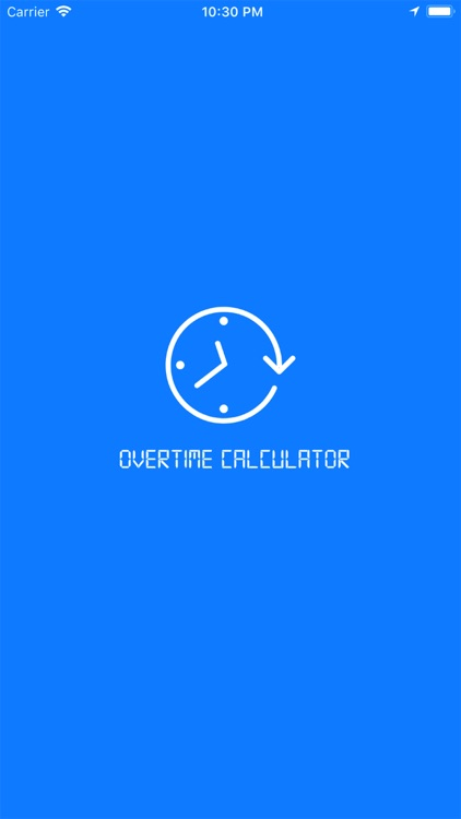 Overtime Calculator 1.0 by Paul Ogunlowo