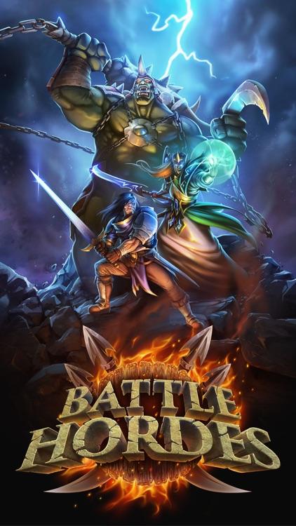 Battle Hordes - Building MMO screenshot-5