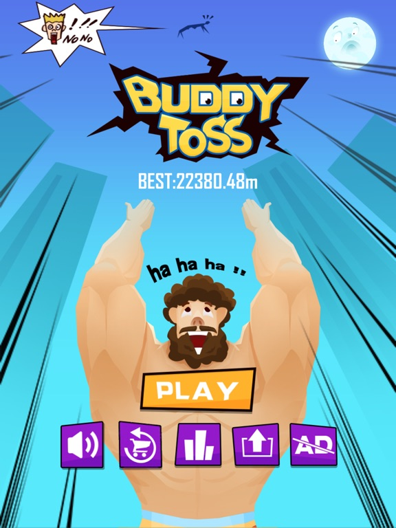 Buddy Toss screenshot 7