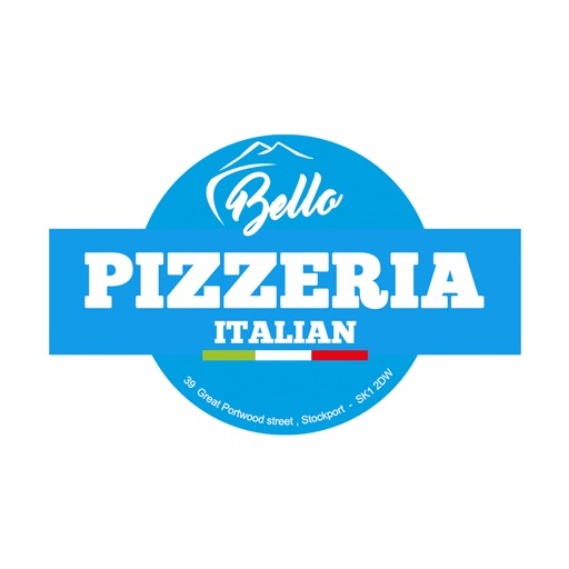 Bello pizzeria italian SK1