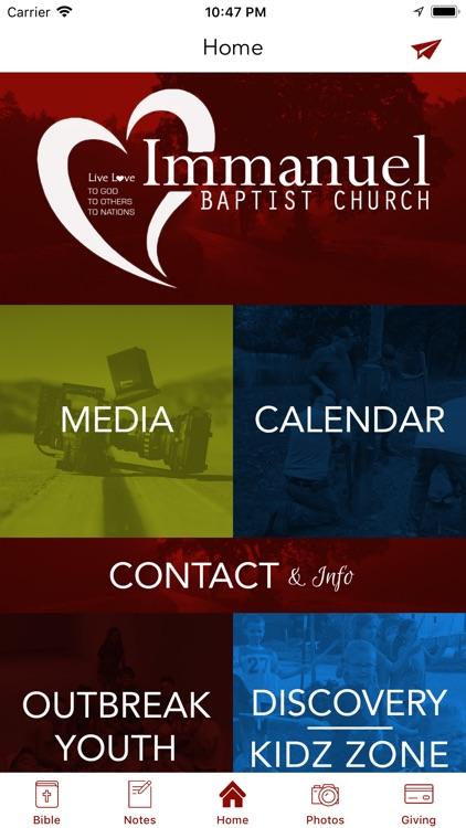 Immanuel Baptist Church | IL