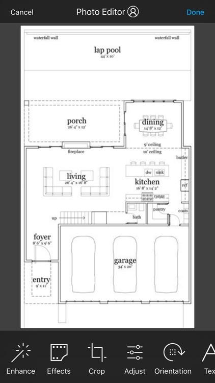 Modern Style - House Plans screenshot-4