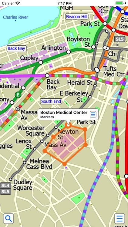 Boston Metro by Zuti screenshot-3