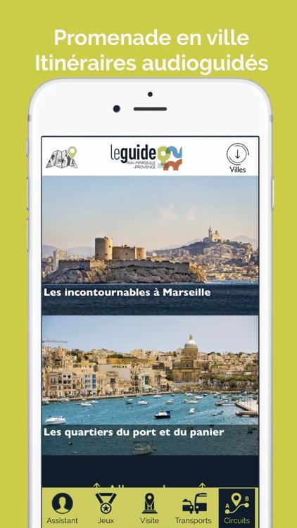 Guide Aix Marseille Provence screenshot-5