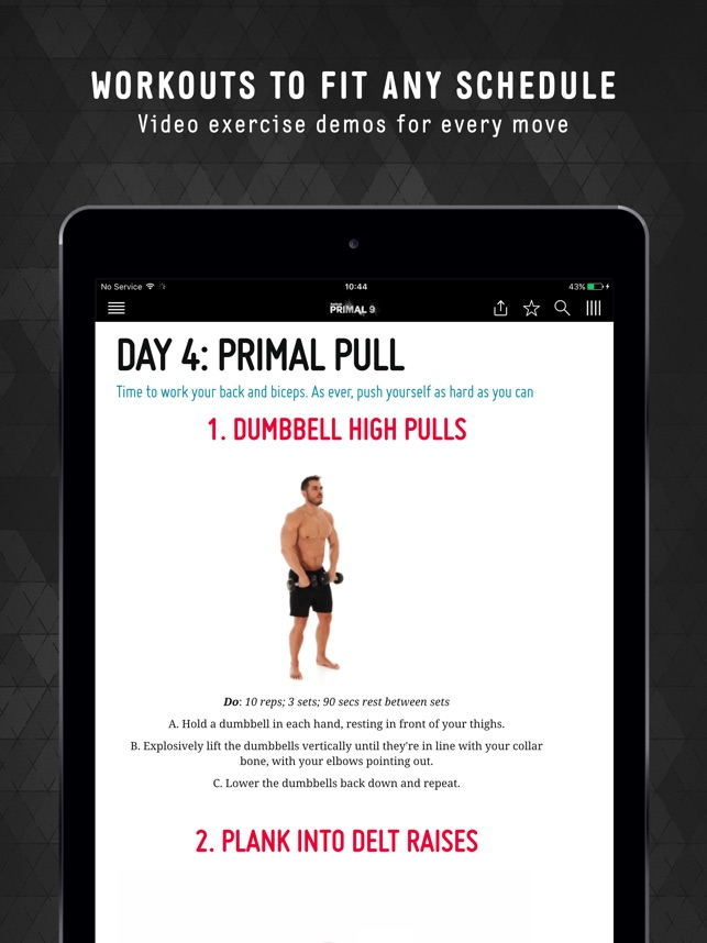 Primal 9 en app store solutioingenieria Choice Image