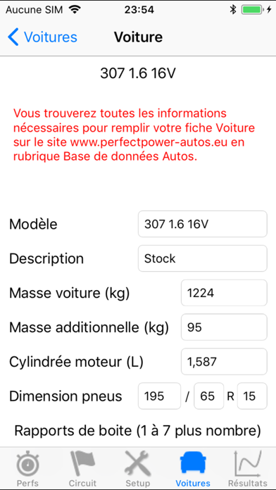 download PerfectPower Autos apps 2