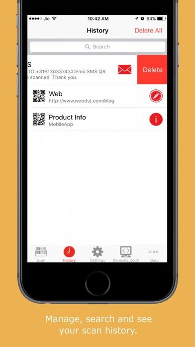 다운로드 QR- 바코드 스캐너 및 생성기 Android 용