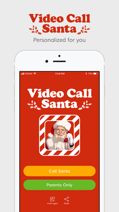 download Video Call Santa apps 3
