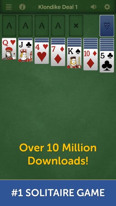 Solebon Solitaire Card Games screenshot one