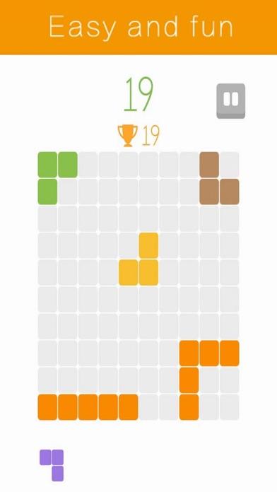 New Block Drop Challenge screenshot two