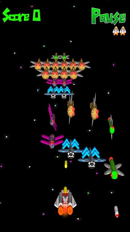 Alien Swarm 3D Pro screenshot-0