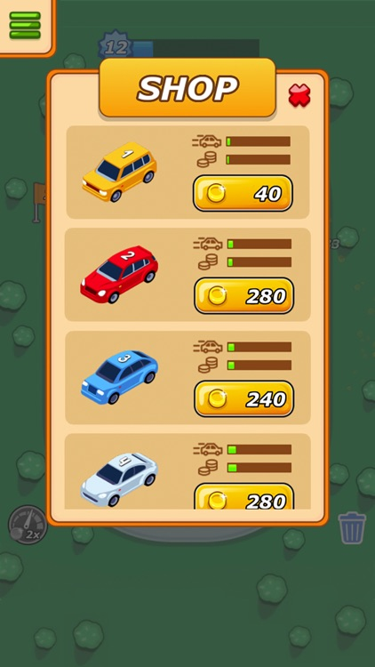 Merge Cars - Evolution Clicker screenshot-3