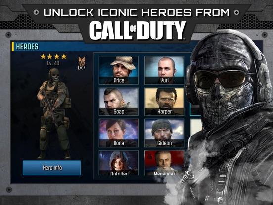 Call of Duty®: Heroes-ipad-1