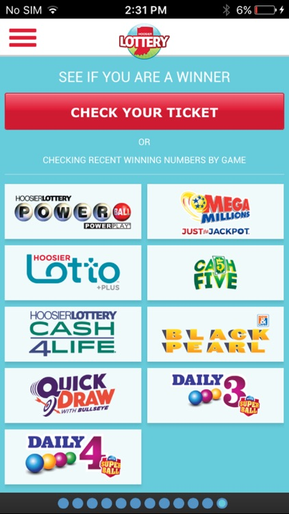 Hoosier Lottery screenshot-1