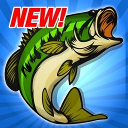 Master Bass Angler: Bass Fishing Game