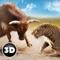Bull vs Bull Fight: Knock Down