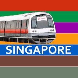 Singapore Train Route Planner