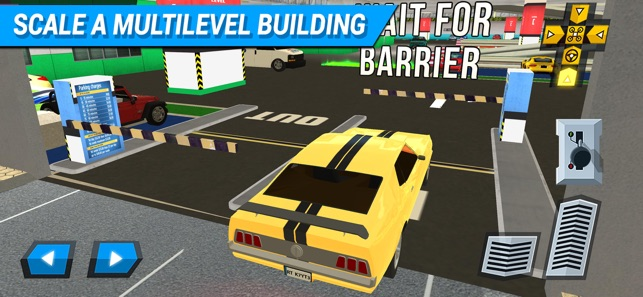 Multi Level 5 Airport Driver on the App Store