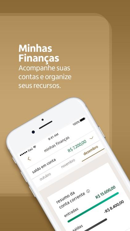 Itaú Personnalité screenshot-0