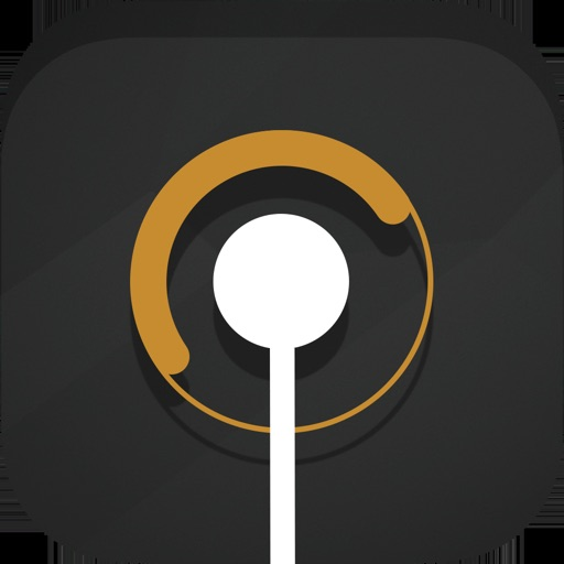 Node Along icon