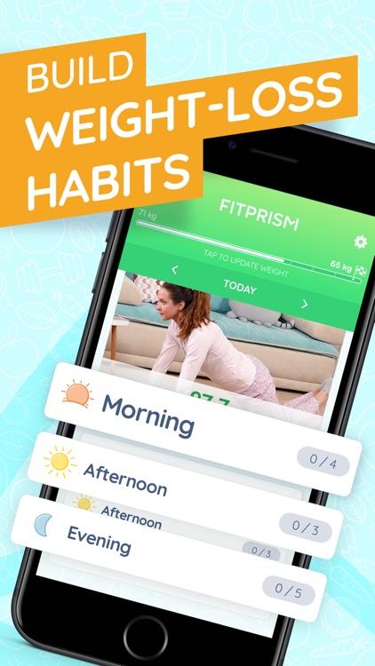 FitPrism: Weight Loss Habits screenshot-0