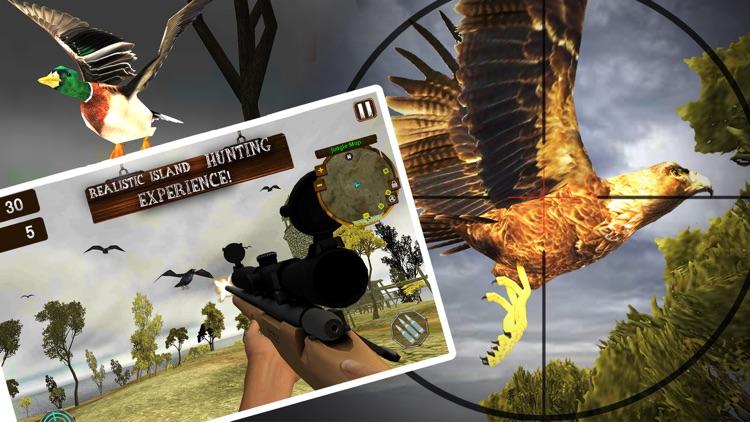 Island Bird Hunting Pro: Shooter Survival screenshot-3
