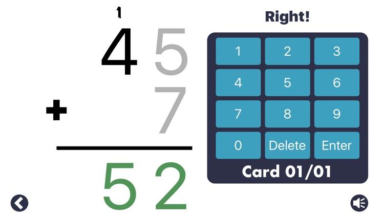 MathEdge Add and Subtract screenshot-0