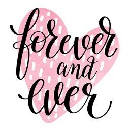 Animated LOVe, HEARt & KISSEs Quotes Stickers