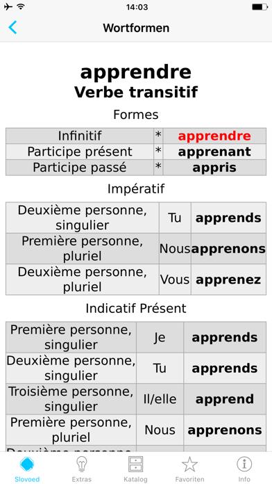 Wörterbuch Französisch Deutschのおすすめ画像5