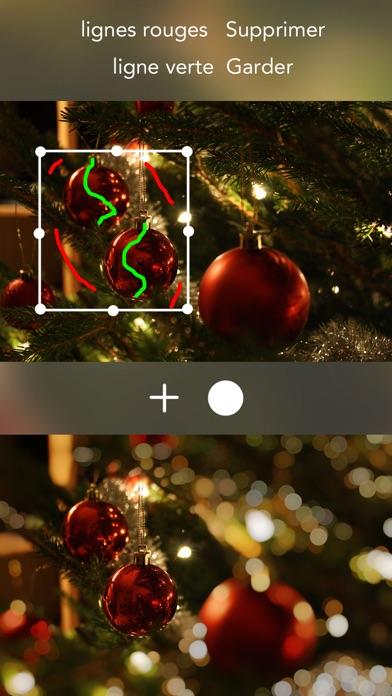 Screenshot #2 pour Speckle - Lens bokeh