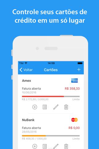 Mobills Controle de Gastos screenshot 4